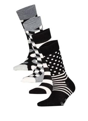 Happy Socks 4er-Pack Strümpfe in Geschenkbox