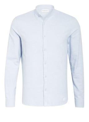 NOWADAYS Hemd Regular Fit mit Stehkragen