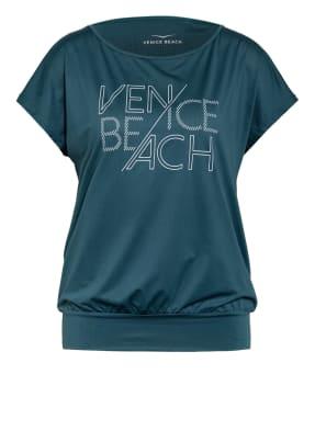 VENICE BEACH T-Shirt MIA aus Mesh