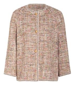 ETRO Tweed-Jacke mit Glitzergarn