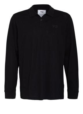 Y-3 Piqué-Poloshirt Comfort Fit