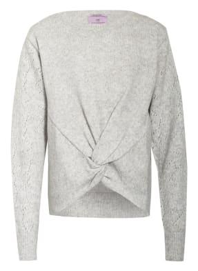 SCOTCH R'BELLE Pullover in Wickeloptik
