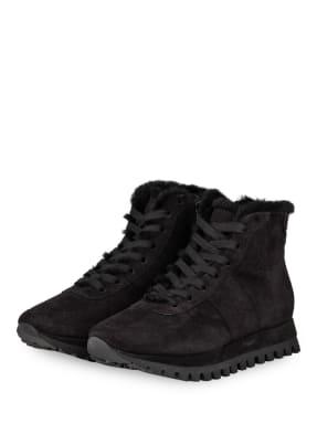 KENNEL & SCHMENGER Hightop-Sneaker mit Echtfellfutter