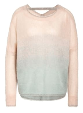 MAX & Co. Oversized-Pullover PAGRO mit Glitzergarn