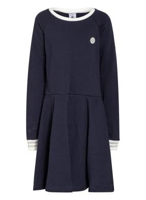 PETIT BATEAU Kleid mit Glitzergarn