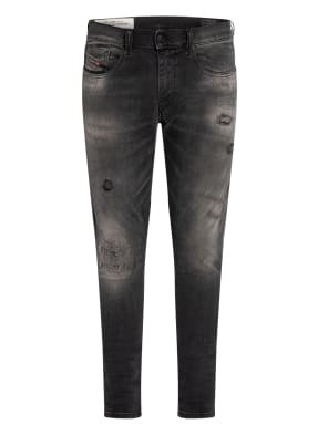 DIESEL Destroyed Jeans D-STRUKT Slim Fit