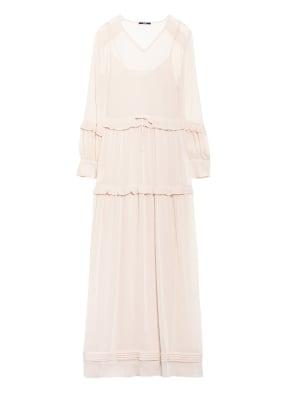 JOOP! Kleid 58 DASIE mit Volantbesatz
