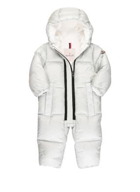 MONCLER enfant Daunen-Schneeanzug