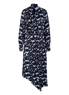 MYKKE HOFMANN Kleid in Wickeloptik