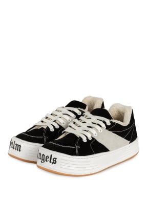 Palm Angels Plateau-Sneaker SUEDE SNOW