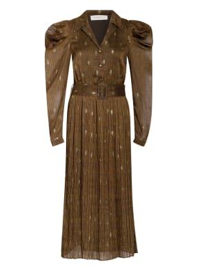 COPENHAGEN MUSE Kleid DARIFA mit Glitzergarn
