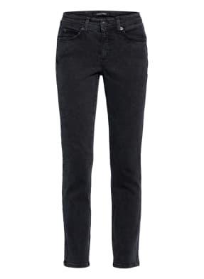 CAMBIO Skinny Jeans mit Galonstreifen