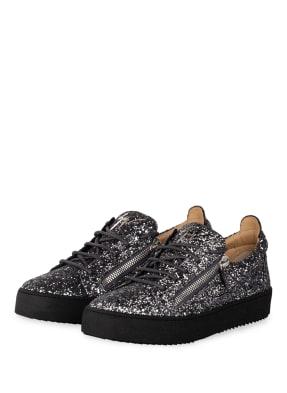 GIUSEPPE ZANOTTI DESIGN Plateau-Sneaker GLITTER