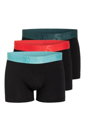 SCHIESSER 3er-Pack Boxershorts