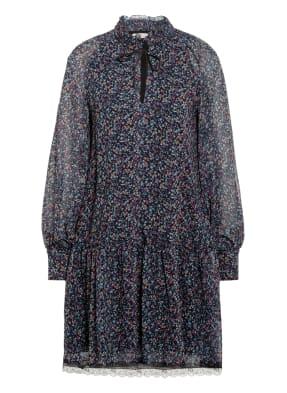 SEE BY CHLOÉ Kleid mit Volant-Besatz