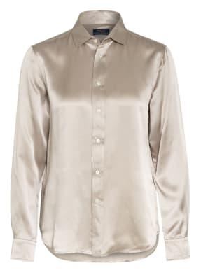 POLO RALPH LAUREN Hemdbluse aus Seide