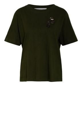 ESSENTIEL ANTWERP T-Shirt WANTHERA mit Perlenbesatz