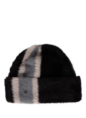 LOEVENICH Mütze aus Kunstfell