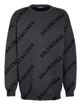 BALENCIAGA Oversized-Pullover