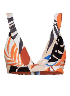 SEAFOLLY Bralette-Bikini-Top IN THE JUNGLE