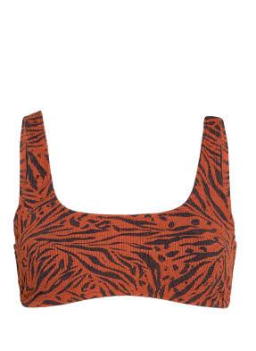 SEAFOLLY Bustier-Bikini-Top AMAZONIA