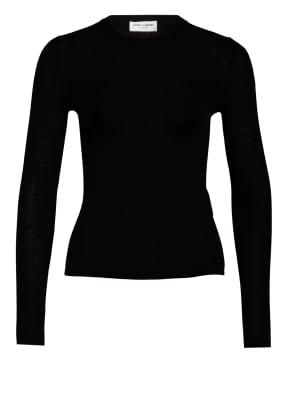 SAINT LAURENT Pullover mit Cashmere
