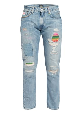 POLO RALPH LAUREN Destroyed Jeans SULLIVAN Slim Fit