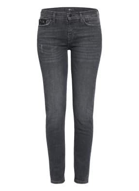7 for all mankind Jeans THE SKINNY mit Schmucksteinbesatz
