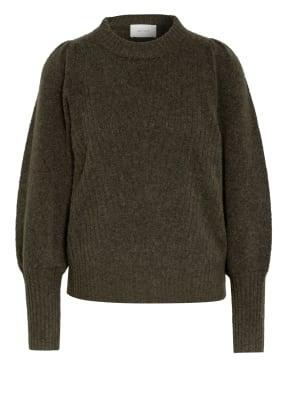 NEO NOIR Pullover KELSEY mit Alpaka