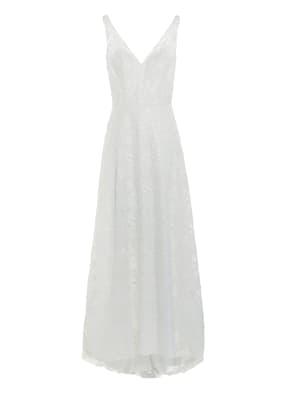 unique Brautkleid mit Paillettenbesatz