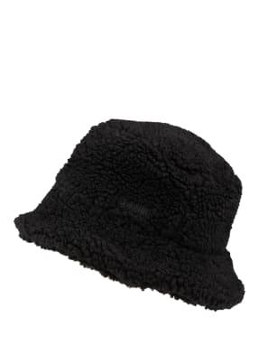 GANNI Bucket-Hat aus Teddyfell