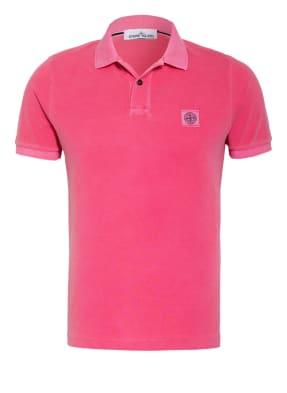 STONE ISLAND Piqué-Poloshirt