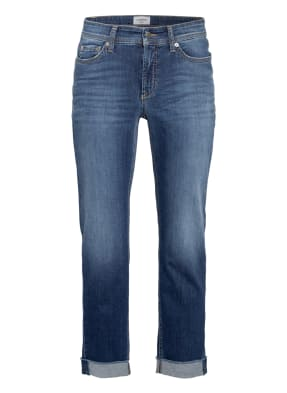 CAMBIO 7/8-Jeans PIPER mit Schmucksteinbesatz