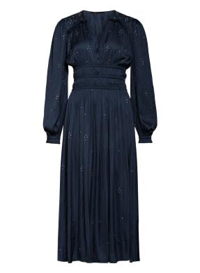 maje Kleid RIANNI mit Schmucksteinbesatz