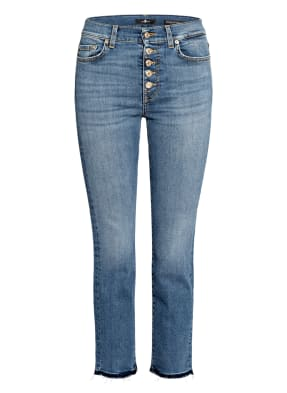 7 for all mankind Jeans THE STRAIGHT CROP