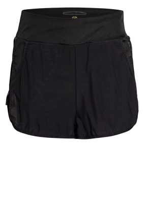 GOLDBERGH 2-in-1-Shorts ZILKE mit Mesh-Besatz