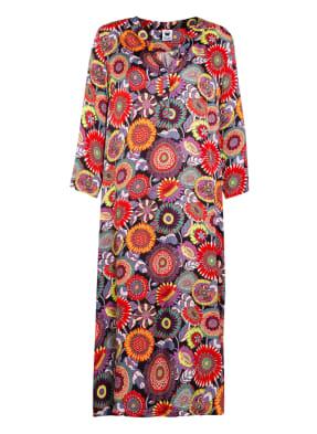 floer Kleid mit 3/4-Arm