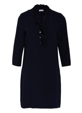 CLAUDIE PIERLOT Kleid ROULIE mit Rüschenbesatz
