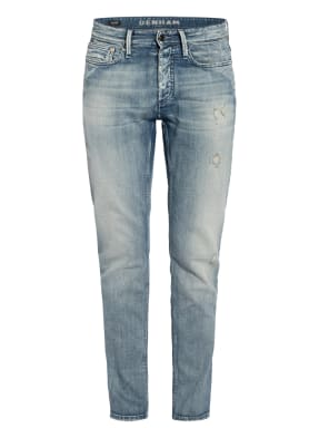 DENHAM Destroyed Jeans RAZOR Slim Fit