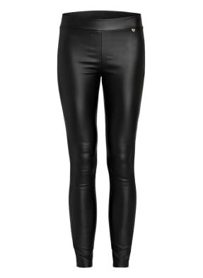 RINASCIMENTO Leggings in Lederoptik