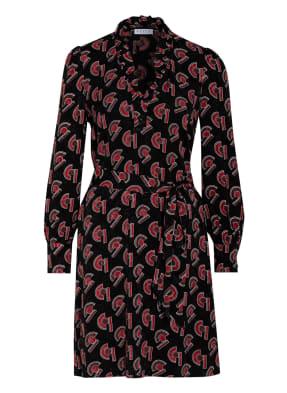 CLAUDIE PIERLOT Kleid RUMBA mit Rüschenbesatz