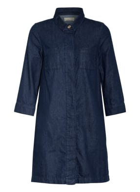 Phase Eight Hemdblusenkleid KATIE aus Jeans mit 3/4-Arm
