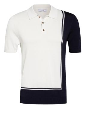 REISS Strick-Poloshirt RAY