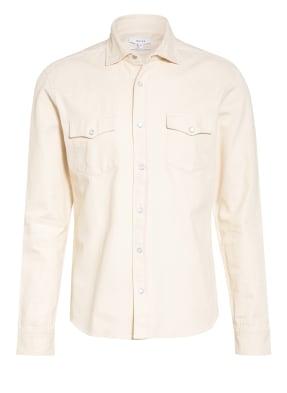 REISS Overshirt BAIRSTOW