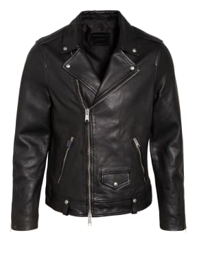 ALL SAINTS Lederjacke MILO