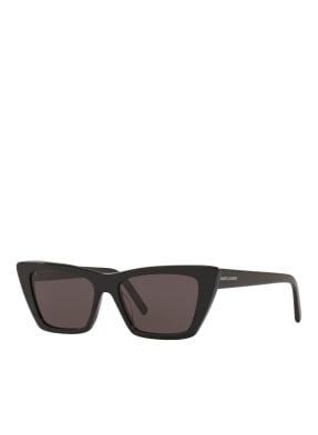SAINT LAURENT Rechteckige Sonnenbrille