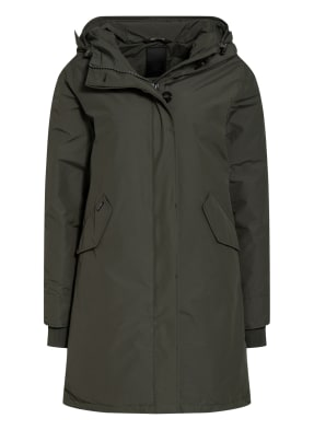 AIRFORCE Parka FISHTAIL