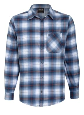 Jack Wolfskin Flanellhemd LIGHT VALLEY Regular Fit