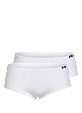 Skiny 2er-Pack Panties ADVANTAGE COTTON