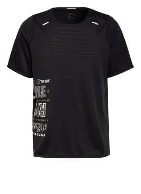 Nike Laufshirt RISE 365 WILD RUN